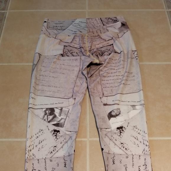 d026c3b876 Jennifer Lopez Pants - Jennifer Lopez x NiyamaSol This is Me legging
